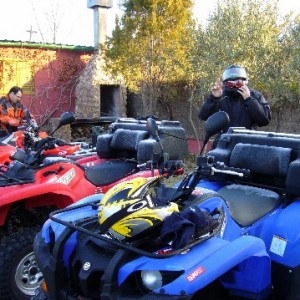 Huesca Dos Sierras Enero 2008