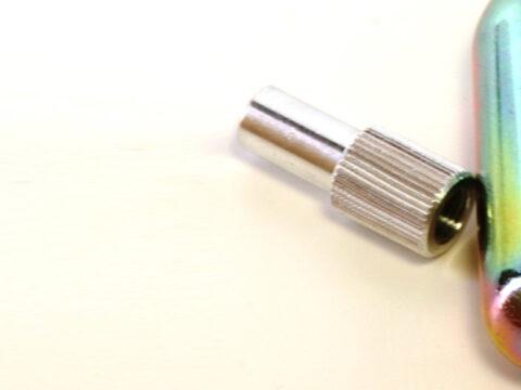 Adaptador para Botella de aire comprimido