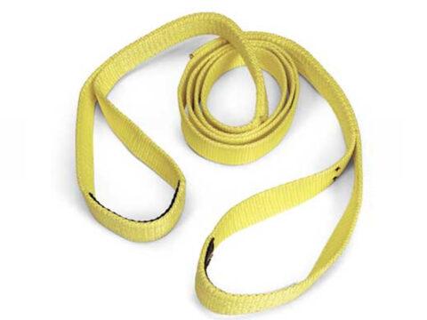 Eslinga amarilla plana WARN