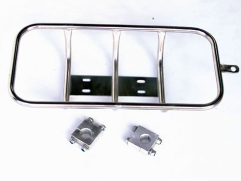 Porta Bultos STD Inox 22 mm