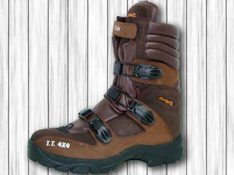 Botas Kamval TT 4x4 Plus Marron