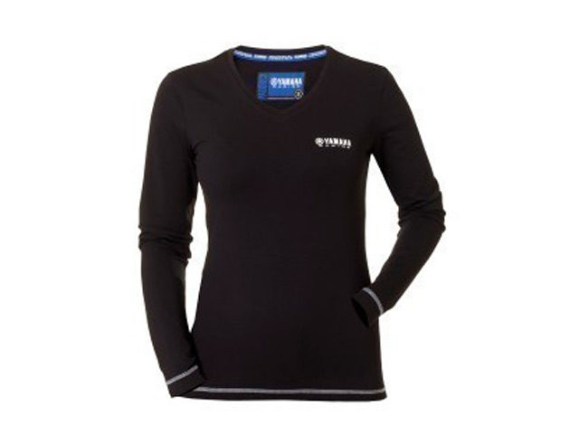 Camiseta manga larga Norcia BLACK