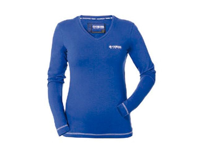 Camiseta manga larga Norcia BLUE