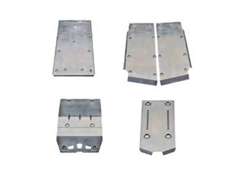 PROTECTORES ALUMINIO CHASIS CENTRAL WOLVERINE