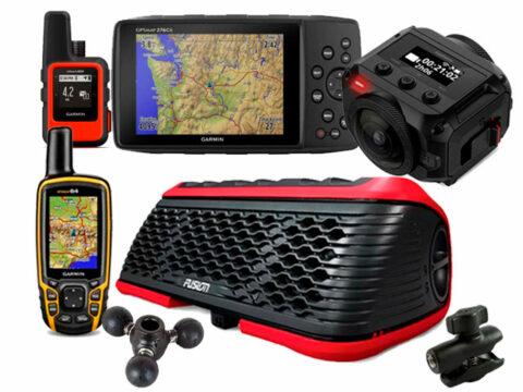 GPS, CÁMARAS y SONIDO