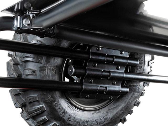 Soporte universal rueda de recambio kimpex