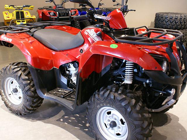 SYM QUAD RAIDER 600