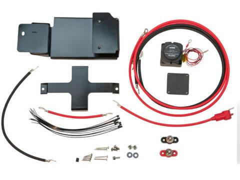 kit soporte bateria auxiliar rmax 1000 y wolverine x2 x4