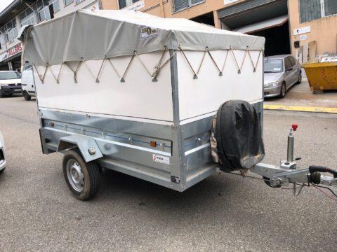 remolque ATV cabinado